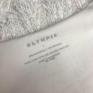 Free People Tops - Olympia Activewear Saba Mesh Bodysuit